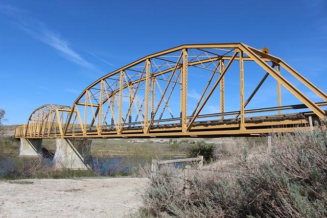 Dorothy Ferry Bridge (Special Area No. 2, Alberta)