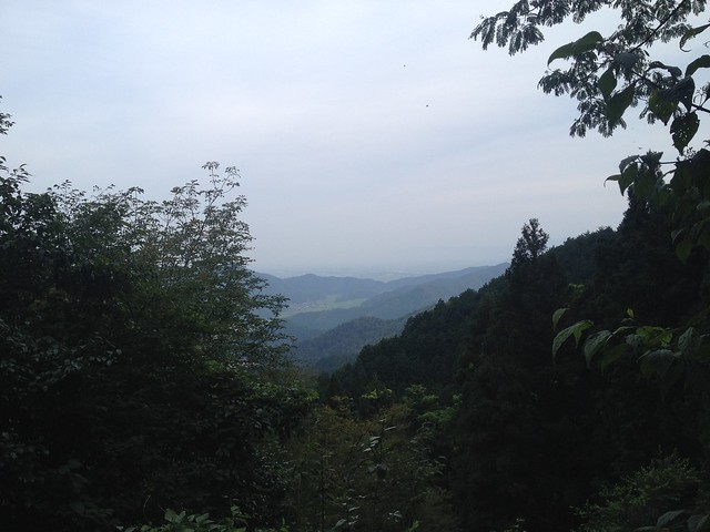 妙法ヶ岳 展望スポット