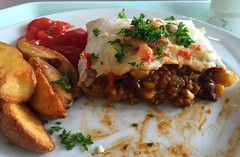 Tortilla - Stuffing / Tortilla - Füllung
