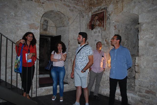 Rutigliano- In visita sulla Torre Normanna con la Pro Loco (8)