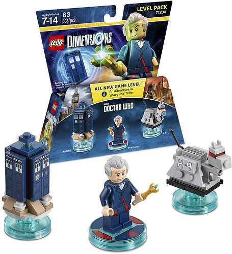 LEGO Dimensions Doctor Who Level Pack (71204)