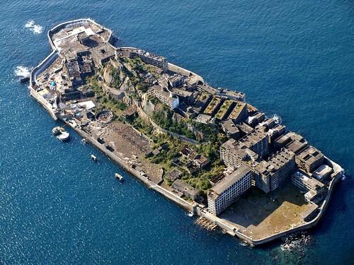 日本軍艦島 端島 02