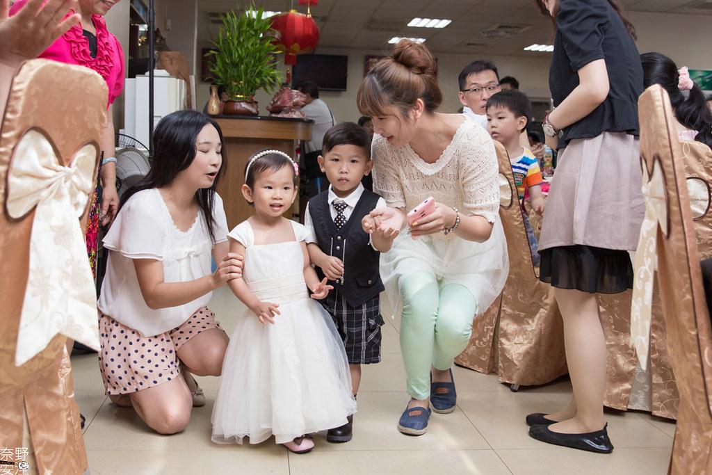 婚禮紀錄-高雄-展誠&鳳綿-文定午宴 X 吉喜海鮮餐廳 (58)