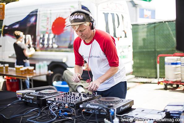 Aaron Axelsen (DJ) @ Phono Del Sol, SF 07-11-2015 01