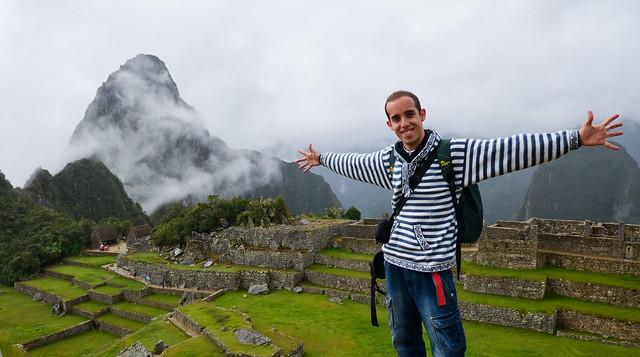 Miguel Egido de Diario de un Mentiroso en Machu Picchu