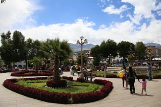 Huraz, Peru.