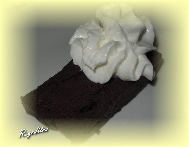 BLACK CAKE AL MICROONDAS SIN GLUTEN