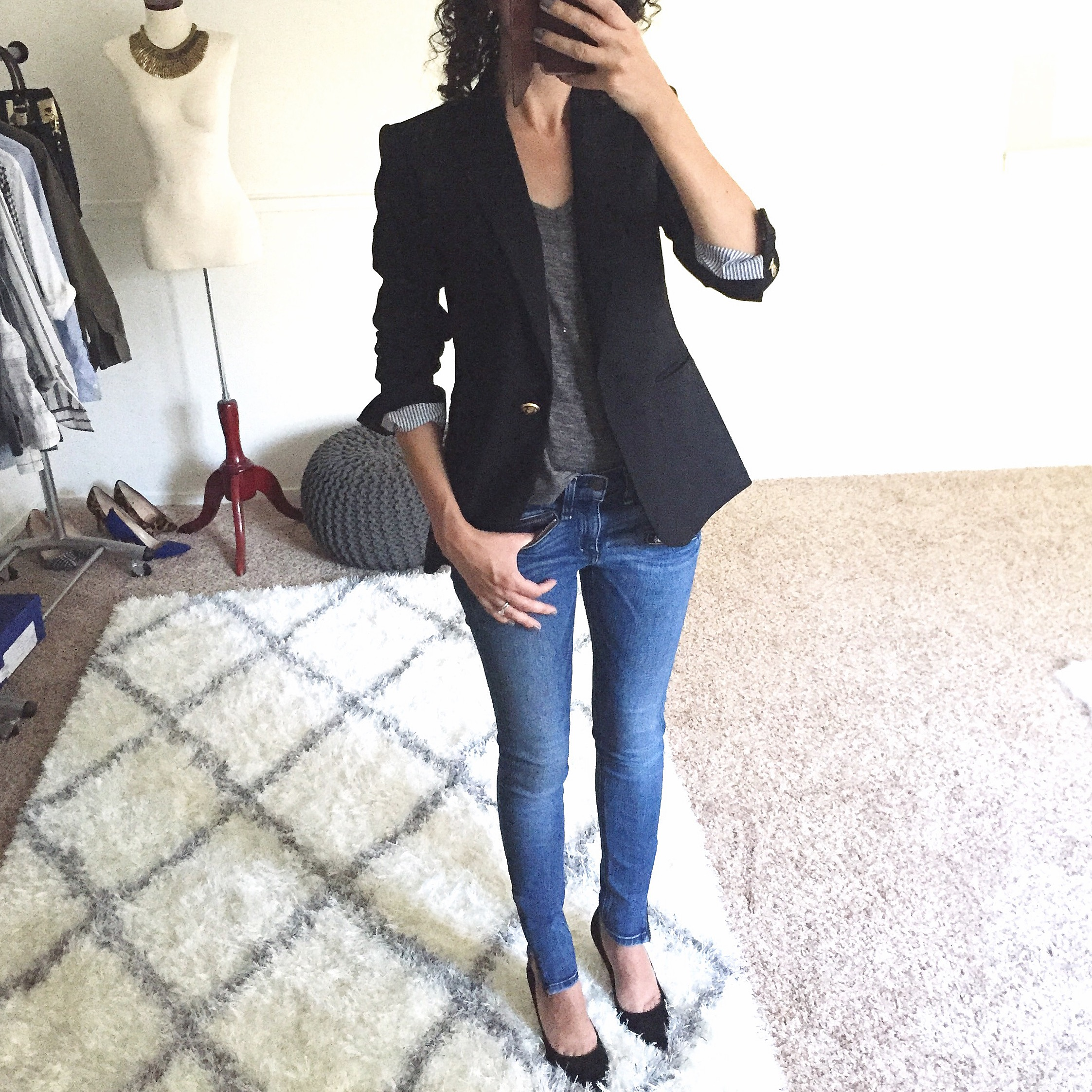 Fit Review Friday – J.Crew Fall Arrivals in Size Petite 000 & XXXS