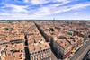 view over bordeaux