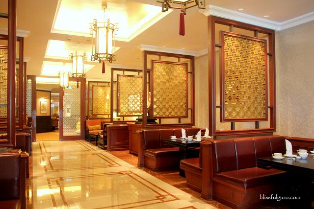 Sule Shangri-La Hotel Yangon Myanmar Summer Palace Restaurant