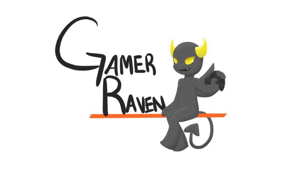 GamerRaven Logo