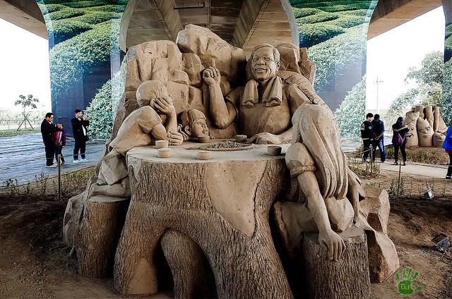 2017-南投市-南投國際沙雕藝術文化園區