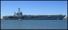 USS George Washington visit to Brisbane 2015