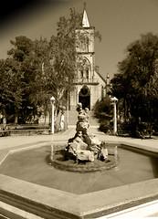Church Pisco Elqui