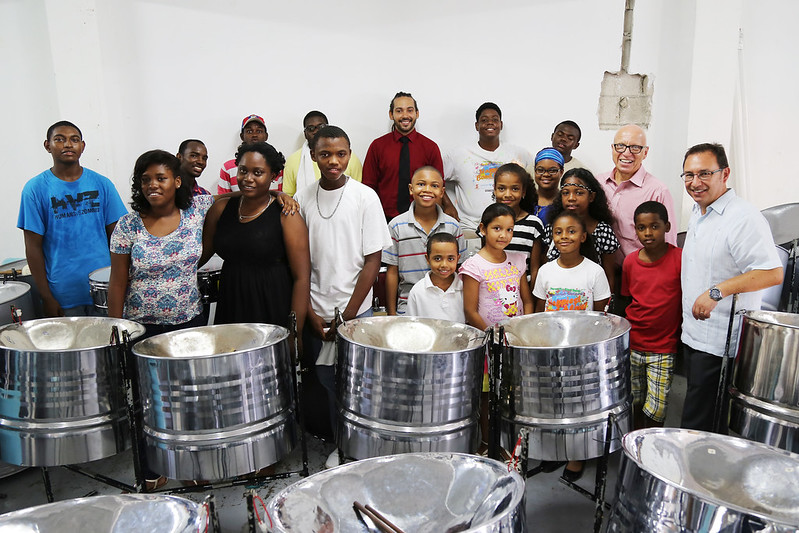 Pandemonium Steel Pan Band