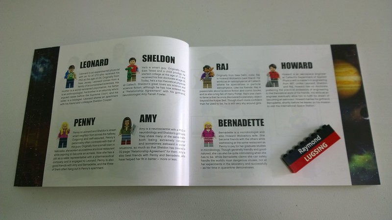 Review : #010 LEGO IDEAS - 21302 The Big Bang Theory 19445861540_57dd362a03_c