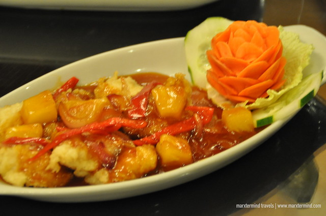 Sweet and Sour Fish Fillet Rosenda's Restaurant