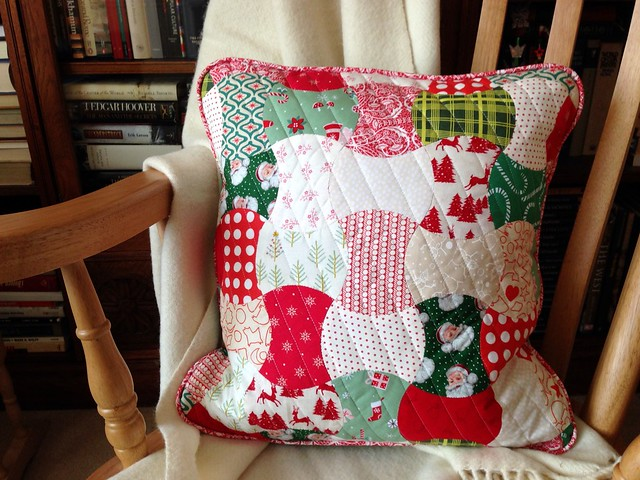 Apple-a-Day Blog Hop - All Points Patchwork