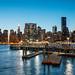 New York City Skyline by mathiaswasik