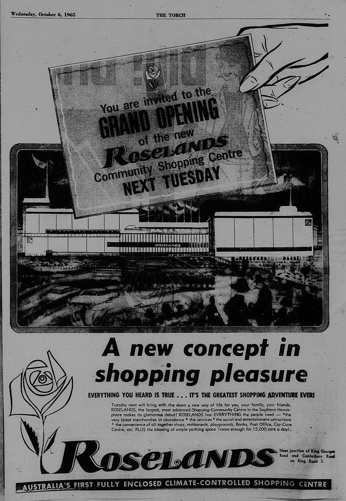 Roselands October 6 1965 The Torch