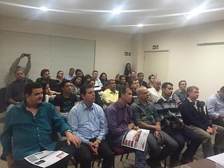 Encontro Regional com as lideranças de Araçatuba