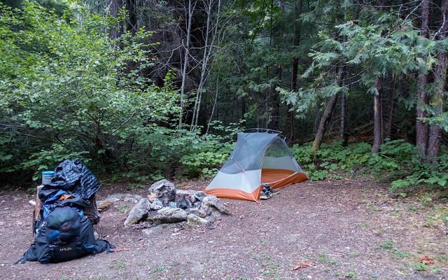 Camp, July 16