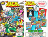 THE TICK SAN DIEGO COMIC-CON 2015 EXCLUSIVE COMIC (REGULAR COVER) by vsndesigns