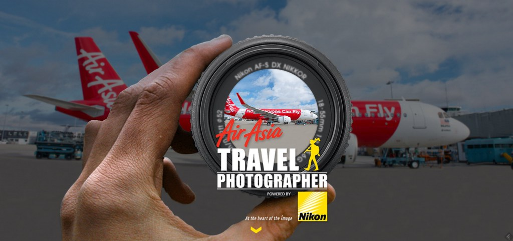air asia travel photographer