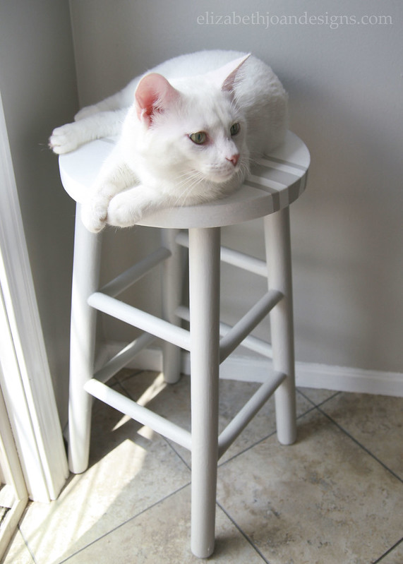 Cat Window Seat Stool