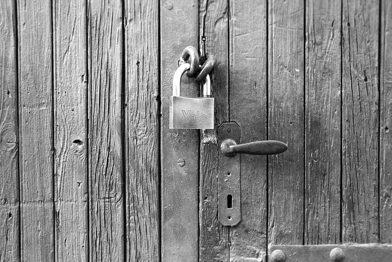 Of old doors again...