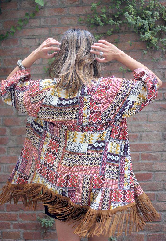 Kimono With Black Jumpsuit13