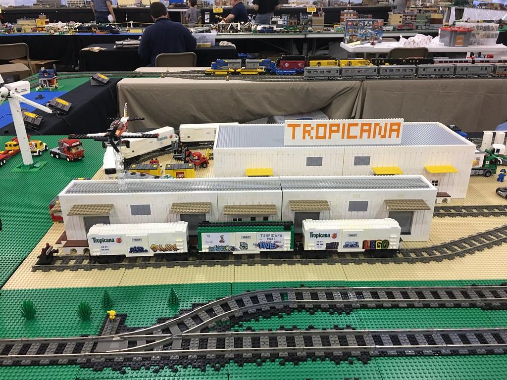Tropicana Industry