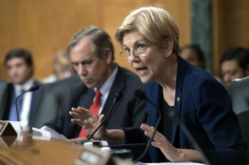 Is Sen. Elizabeth Warren the answer to helping pot shops pull...