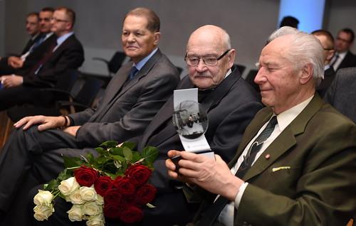 Pasniegtas Latvijas Zinātņu akadēmijas un AS «Latvenergo» «Gada balvas» un studiju noslēguma darbu konkursa balvas