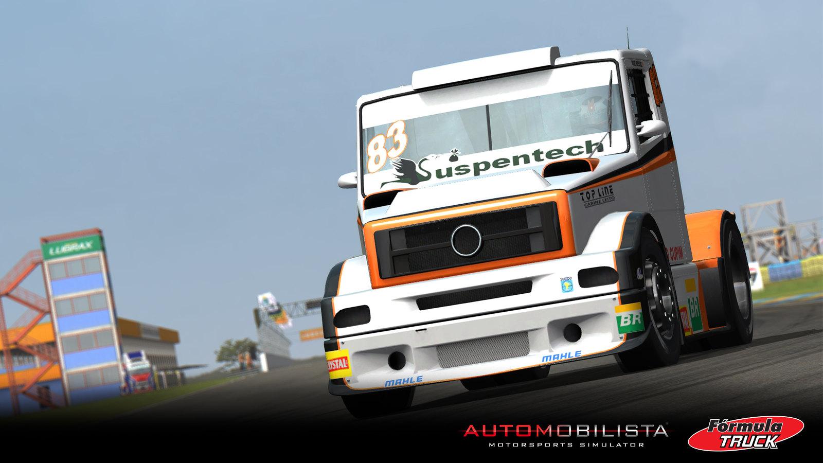 AMS Formula Truck