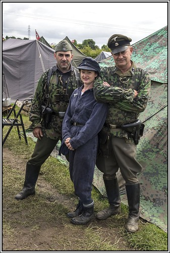 Yorkshire Wartime Experience, Hunsworth Nr. Bradford