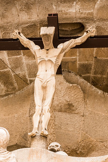 Bild av Basilica de la Sagrada Família nära Gràcia. barcelona canon70d spain catalunya es