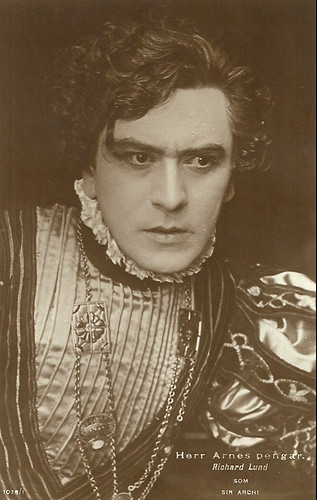 Richard Lund in Sir Arne's Treasure (1919)