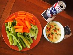 Recipe: Beer-Cheese Dip