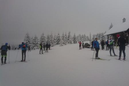 Jak vypadají lyžařské tratě před víkendem?