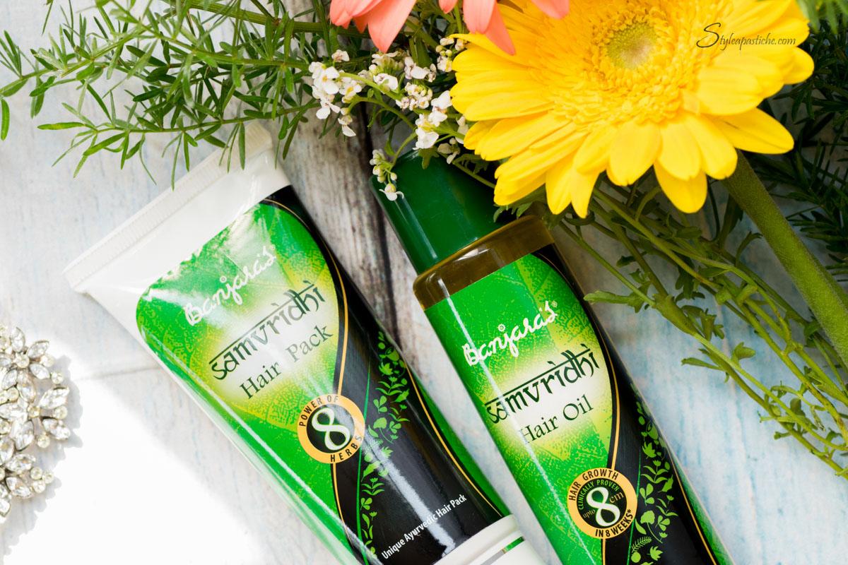 8-Indian-fashion-beauty-blog-styleapastiche-hair-care-banjaras-samvridhi-hair-oil-hair-pack-review