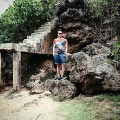 #GUAMventures here at Inarajan.   #GMIF @visitguamusa @visitguam #travel #Guam www.mixofeverything.net #instatravel #nature
