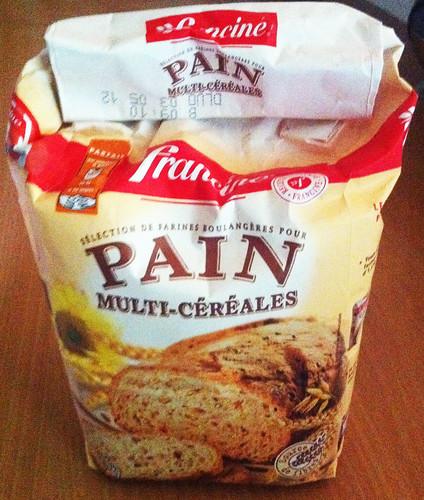 Farine pour pain complet