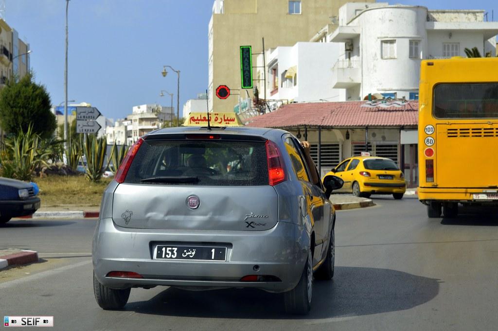 Fiat punto Tunisia 2015