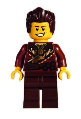 LEGO Ninjago 70751 - Dareth