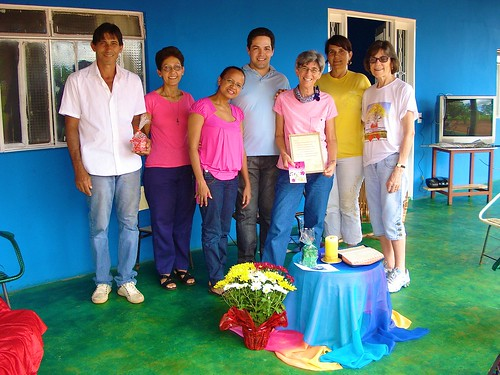 Our Associates in Brazil pictured with our Sisters from the Brazil region