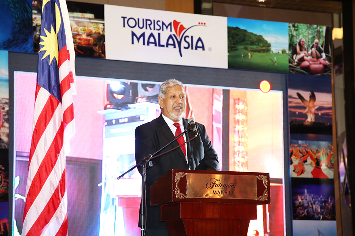 Trice Nagusara Tourism Malaysia