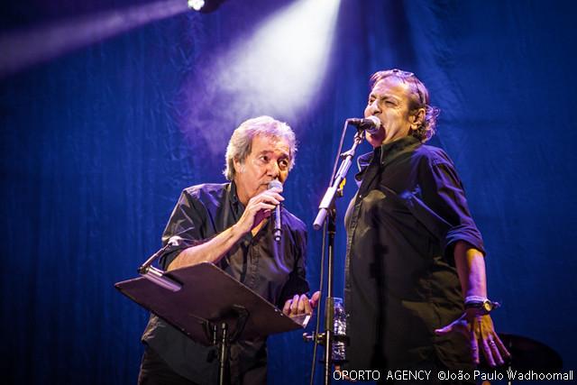 Jorge Palma & Sérgio Godinho - Super Bock Super Rock '15