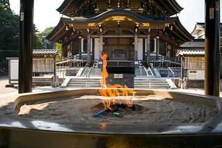 定義如来西方寺本堂(Johgi Nyorai Saihoji Main Temple)/宮城県仙台市 2015年7月