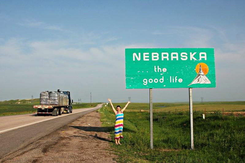 Nebraska - the good life